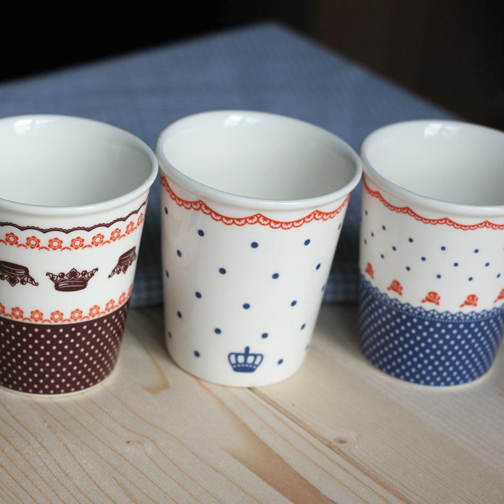 milk cup water cups