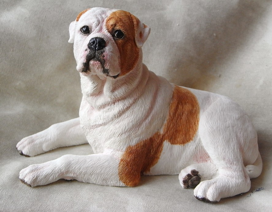 wholesale bulldogs statues gifts